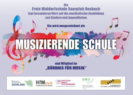 musizierende schule